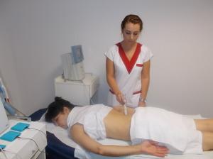 fizioterapie laser