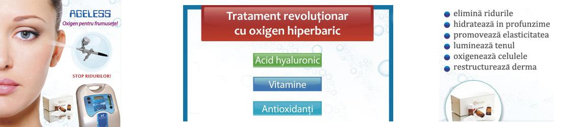 Tratament anti – aging cu Oxigen Hiperbaric
