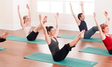 Antrenament aerobic – pilates